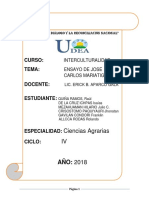 Huancavelica PDF de Proyecto de Riego