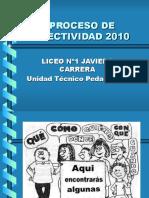 Proceso de Electividad 2º 2010 Power[1]