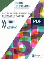Entrepreneurial Education Practice Pt1