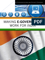 Making E-Governance Work for India