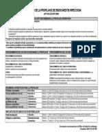 Protocolo Endocarditis