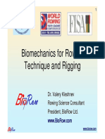 Biomechanics for Rowing technique and rigging by V. Kleshnev.pdf