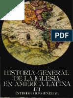 36.Historia General Iglesia Tomo l