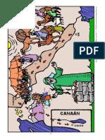 07 Mapa Canaan