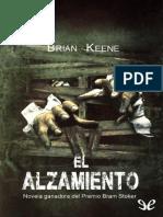 BrianKeene ---- El Alzamiento