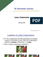 6-LossyCompression.ppt