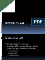 2 Protocolos AAA