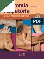 Anatomía Palpatoria - Junqueira