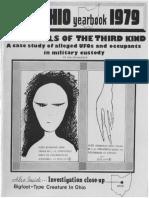 OHIO UFO YEARBOOK 1979, Edited by Dennis Pilichs