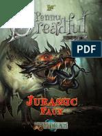 Through the Breach - Penny Dreadful - One Shot - Jurassic Faux