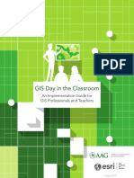 GIS Day in the Classroom - An Implementation Guide 2018-09-06