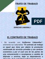 IMPORT. 1 - CLASE-5 Contratos II Laboral