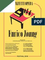 Enrico Young Quaderno Per Linsegnante