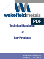 Technical Handbook of Bar Products