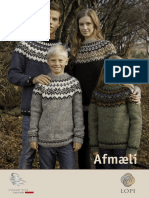 Icelandic sweater knitting pattern