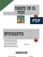 Avance de El Incanato en El Perú