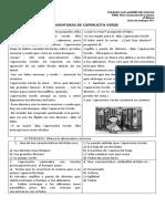 4º Básico Guía 01 , Caperucita Verde