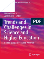 Trends and Challenges in Science and Higher Education Building Capacity in Latin America