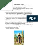 San Martin de Porres
