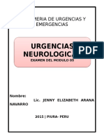 5. URGENCIAS NEUROLOGICAS