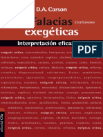 D.A. Carson - Falacias exegeticas.pdf