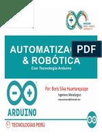 Automatizacion & Robotica