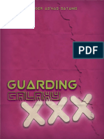 Alpha Blue - Adventure - Guarding Galaxy XXX