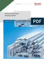 Bosch Alum Profiles Catalog