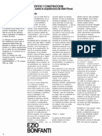 Articulo Ezio Bonfanti sobre Aldo Rossi