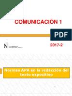 D 10 Normas APA en La Redacción II (1)