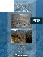 A6647-Reporte Zonas Criticas Cuenca Lurin-Lima