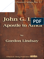Lindsay John g Lake Apostle to Africa [17]
