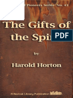 Horton Harold the Gifts of the Spirit [43]
