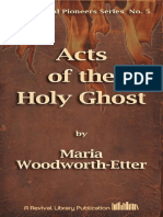 Woodworth-etter Acts of the Holy Ghost [5]