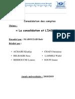 IAS 27 (Plan+etude de cas)