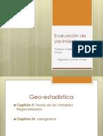 Evaluación de yacimientos ppt variogramas [Autoguardado].pptx