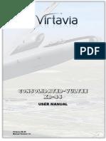 Virtavia XB-46 Manual