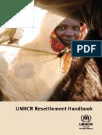 UNHCR Resettlement Handbook 2011