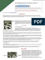 Metodo de Reparación de Fuentes PC At