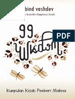 99 wisdom