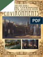 3Dtotal Com C M Wong - Painting Steampunk Env