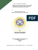 Laporan Praktikum Komposit Model Dan Cetakan