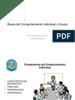 Bases Del Comportamiento_4 Setiembre