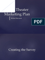 Movie Theater Marketing Plan