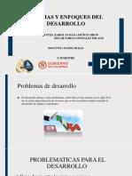 Enfoques Latinoamericanos de Desarrollo