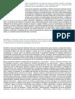 El Área de Comunicación Desarrolla La Competencia Lee Diversos Tipos de Textos Escritos en Lengua Materna