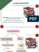 9.- Discursividad y Argumentación (1)