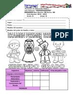 Examen2doGrado1erTrimestre2018-19MEEP