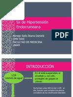 Hipertensión intracraneana homeopatía