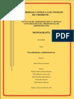 Monografia Derecho Xx